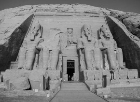 Abou Simbel (Le grand Temple)