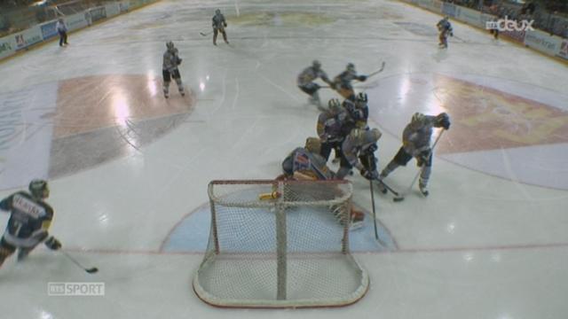 Hockey / Championnat de Suisse de LNA (19e j.): Bienne est malmené à Zoug (7-4) + itw de Mathieu Tschantré, capitaine du HC Bienne