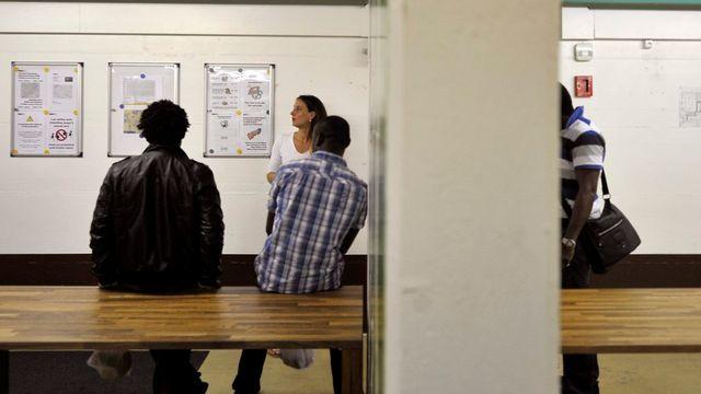 Le parti socialiste vaudois ne soutient pas le référendum contre la loi sur l'asile.  [Dominic Favre - Keystone]