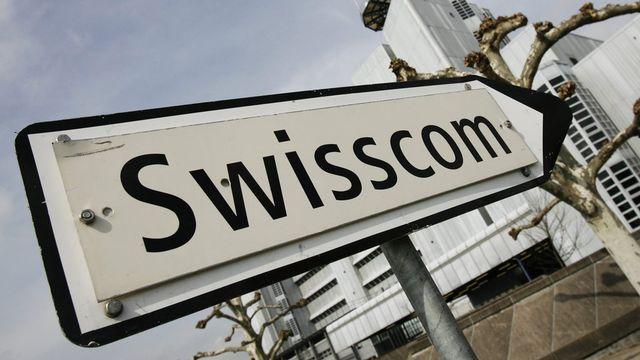 Swisscom, après Lonza, UBS et d'autres... La Suisse vit aussi son hémorragie. [Steffen Schmidt - Keystone]