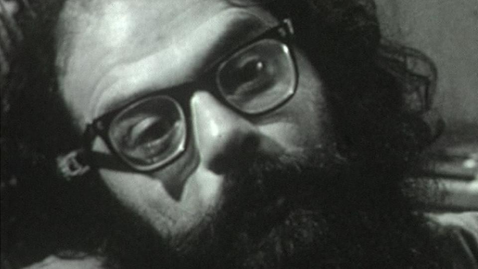 Allen Ginsberg. [RTS]