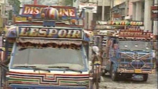 Haiti, 1992. [RTS]