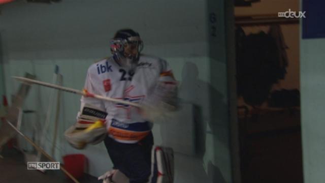 Hockey / Championnat de Suisse de LNA (20e j.): Rapperswil - Kloten (4 - 5)