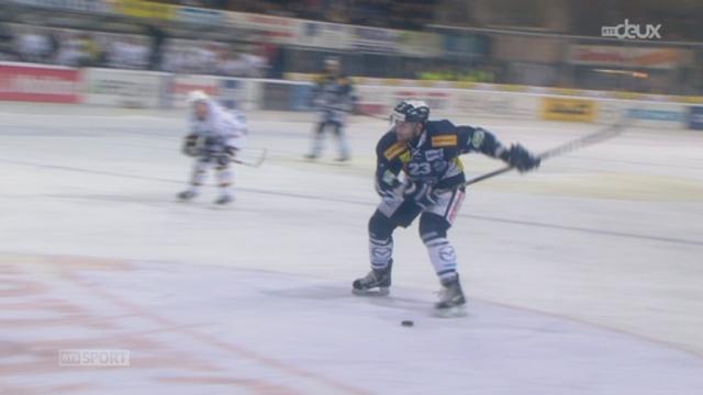 Hockey / Championnat de Suisse de LNA (20e j.): Ambri - Lugano (5 - 2)