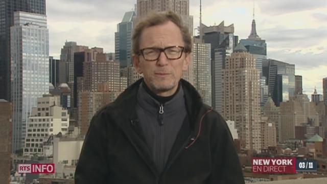 Annulation du marathon de New York: les précisions de Jean-Paul Cateau, à New York