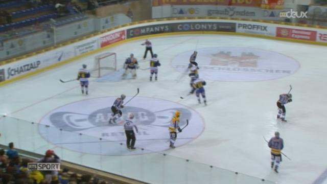 Hockey / Championnat de Suisse de LNA (21e j.): Davos - Bienne (6-4)