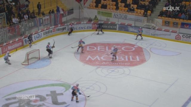 Hockey / Championnat de Suisse de LNA (21e j.): Lugano - Rapperswil (9-0)