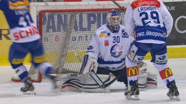 Hockey / Championnat de Suisse de LNA (21e j.): Kloten - Zurich (3-2)