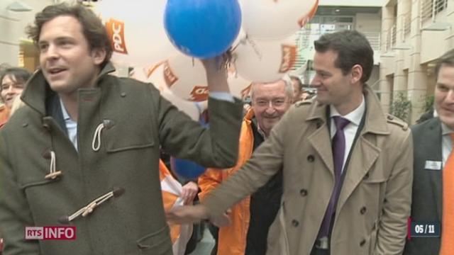 GE: Guillaume Barazzone a été élu avec 44,7 % des suffrages à l'exécutif de la ville
