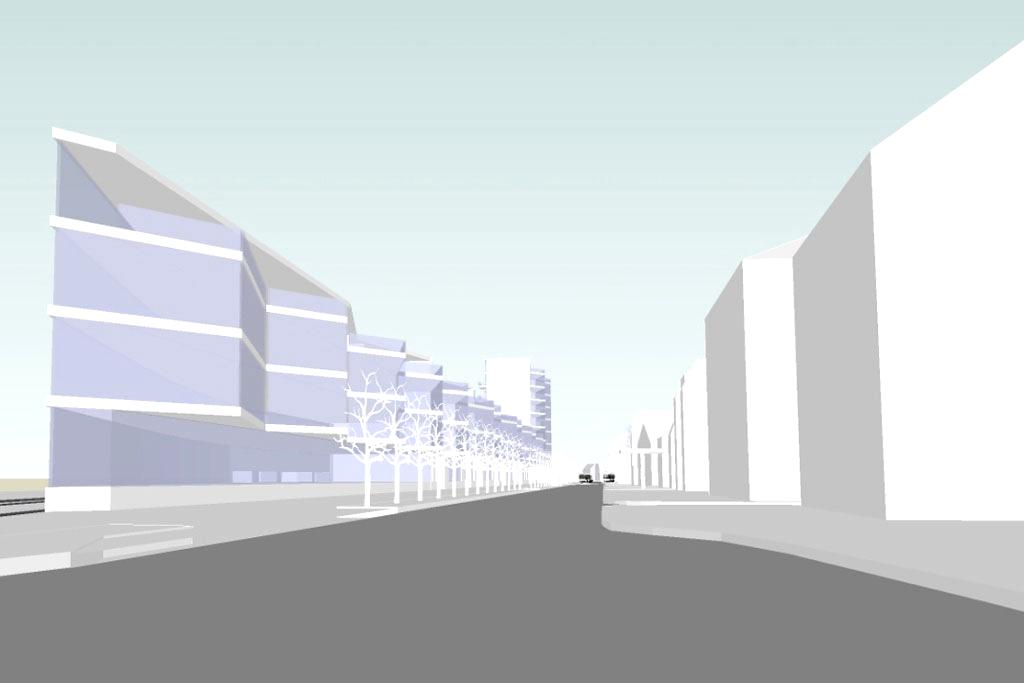 Permis de construire demand pour le futur campus for B architecture delemont