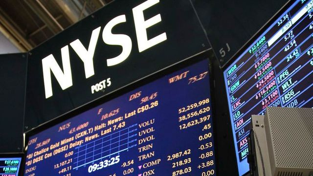 La bourse de Wall Street.  [Seth Wenig - Keystone]