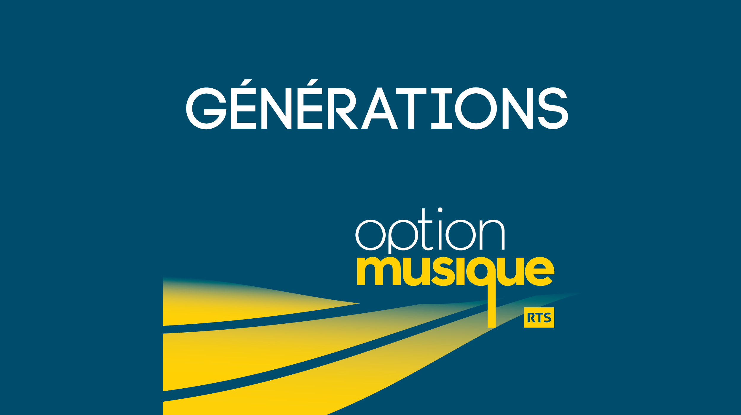 Logo Générations [RTS]