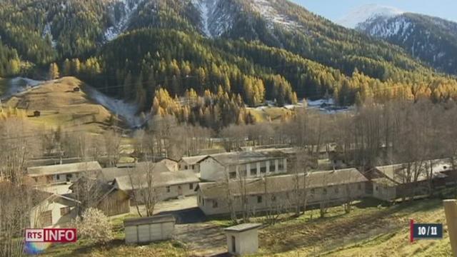 Un quart des casernes en Suisse présente une concentration trop élevée d'amiante