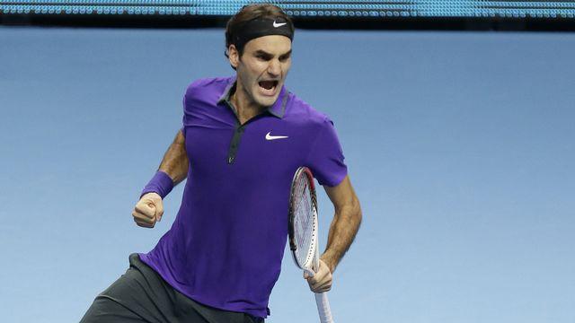 Roger Federer prévoit de s'entraîner davantage l'année prochaine. [Alastair Grant - Keystone]