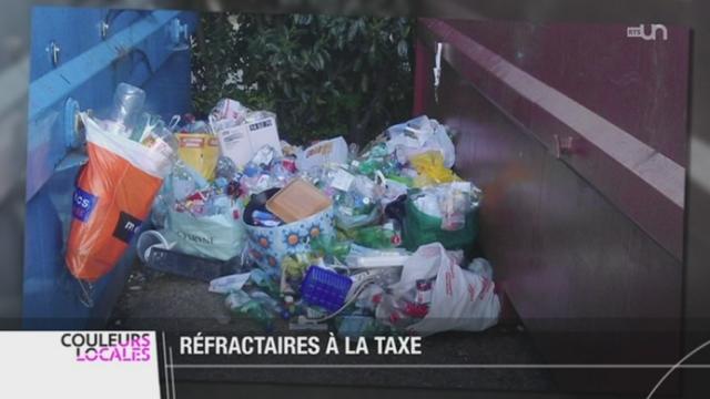La taxe au sac poubelle fait débat en Suisse romande