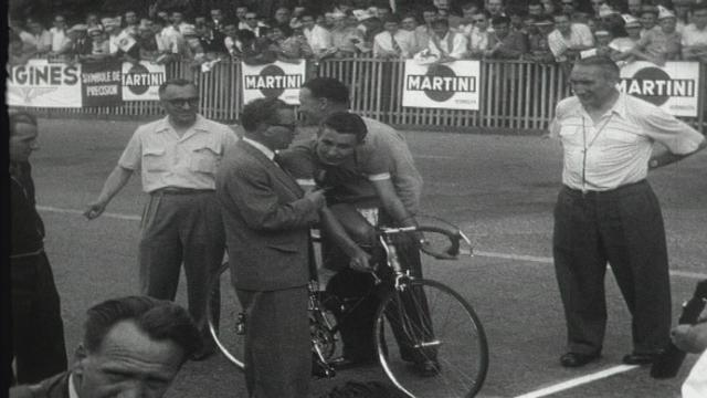Interview de Jacques Anquetil