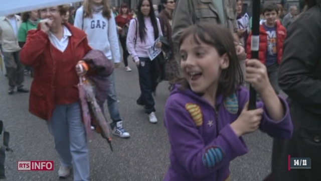 En Espagne, plus de deux millions d'enfants vivent sous le seuil de pauvreté depuis la crise