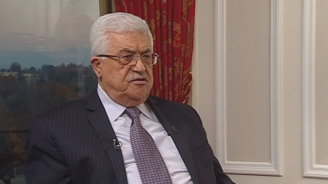 Version intégrale de l'interview de Mahmoud Abbas