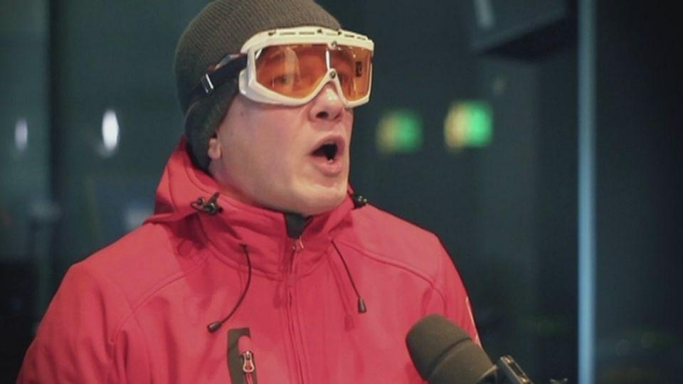 Des douaniers sont payés pour faire du ski-alpinisme