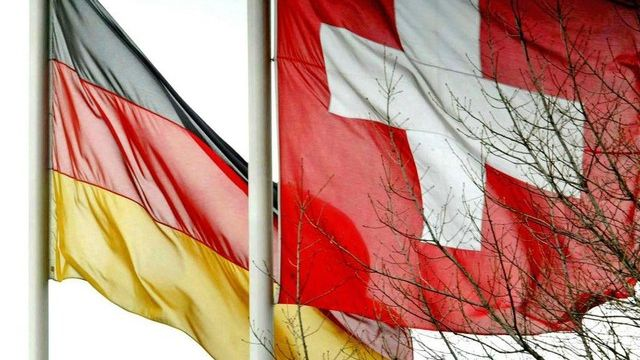 La décision du Bade-Wurtemberg réduit à néant les chances de l'accord fiscal Rubik. [Winfried Rothermel - Keystone]