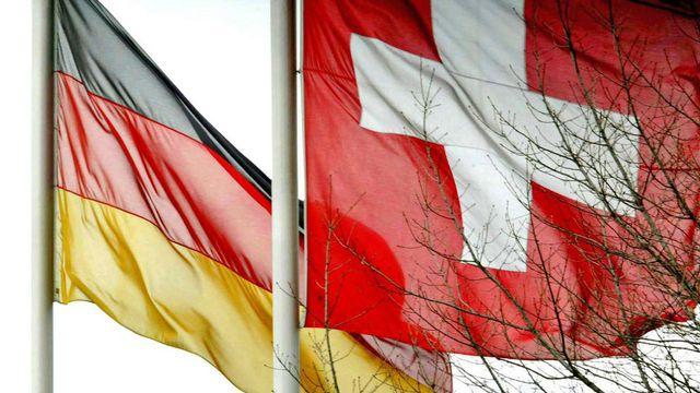 """Un accord """"Rubik"""" a notamment été conclu avec Berlin. [Winfried Rothermel - Keystone]"""