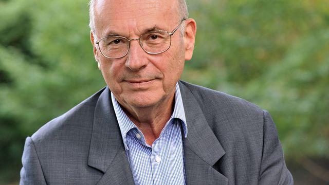 Portrait du psychiatre Boris Cyrulnik. [Alain Jocard - AFP]