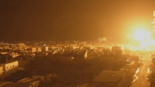 Séquences choisies - Rafah et Gaza sous les bombes