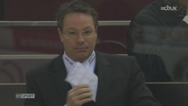 Hockey sur glace / Championnat de LNA (23e j.): Geneve Servette perd à nouveau dans le temps supplémentaire contre Kloten (2-3)