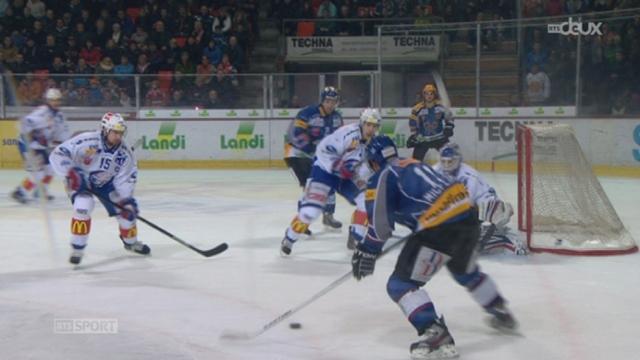 Hockey sur glace / Championnat de LNA (23e j.): Bienne s'affirme face à Zürich grâce à l'inévitable Tyler Seguin (5-4)