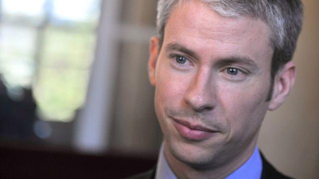 Franck Riester, député UMP.  [Lionel Bonaventure - AFP]