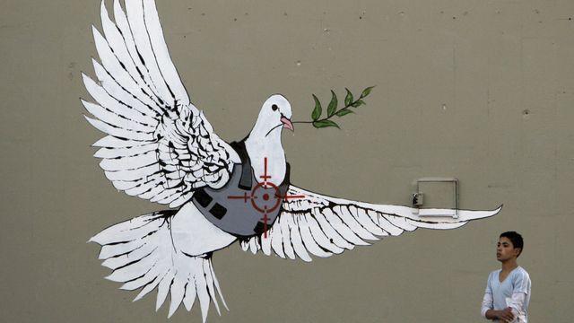 Depuis 1948, la bande de Gaza est en proie à une guerre continue. [Kevin Frayer - Keystone]