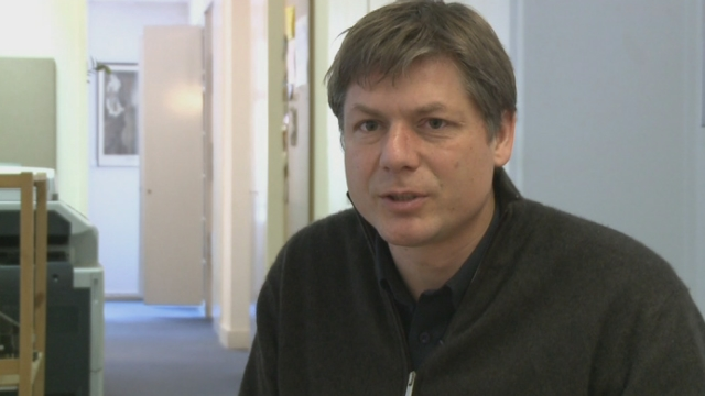 Stéphane Fuchs, Architecte