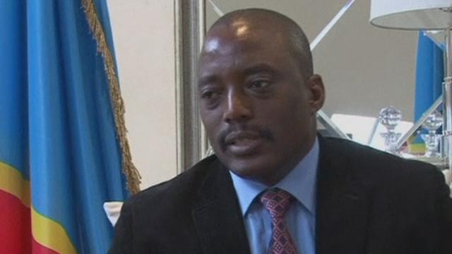 Sequences Choisises - Joseph Kabila s'exprime
