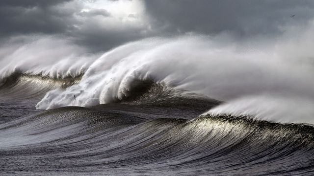 Le changement climatique affecte l'océan, régulateur important du climat. [Zacarias da Mata - Fotolia]