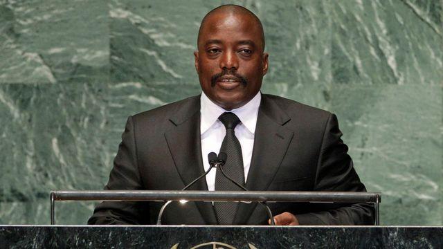 Le président congolais, Joseph Kabila. [Frank Franklin II - Keystone]