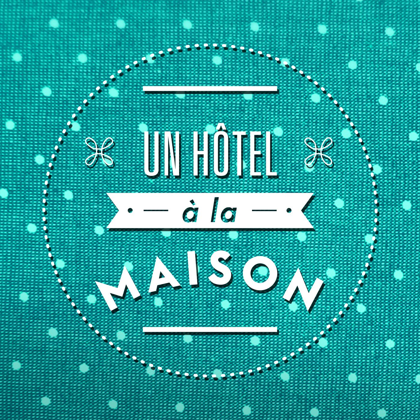 Un hôtel à la maison: logo officiel. [RTS]