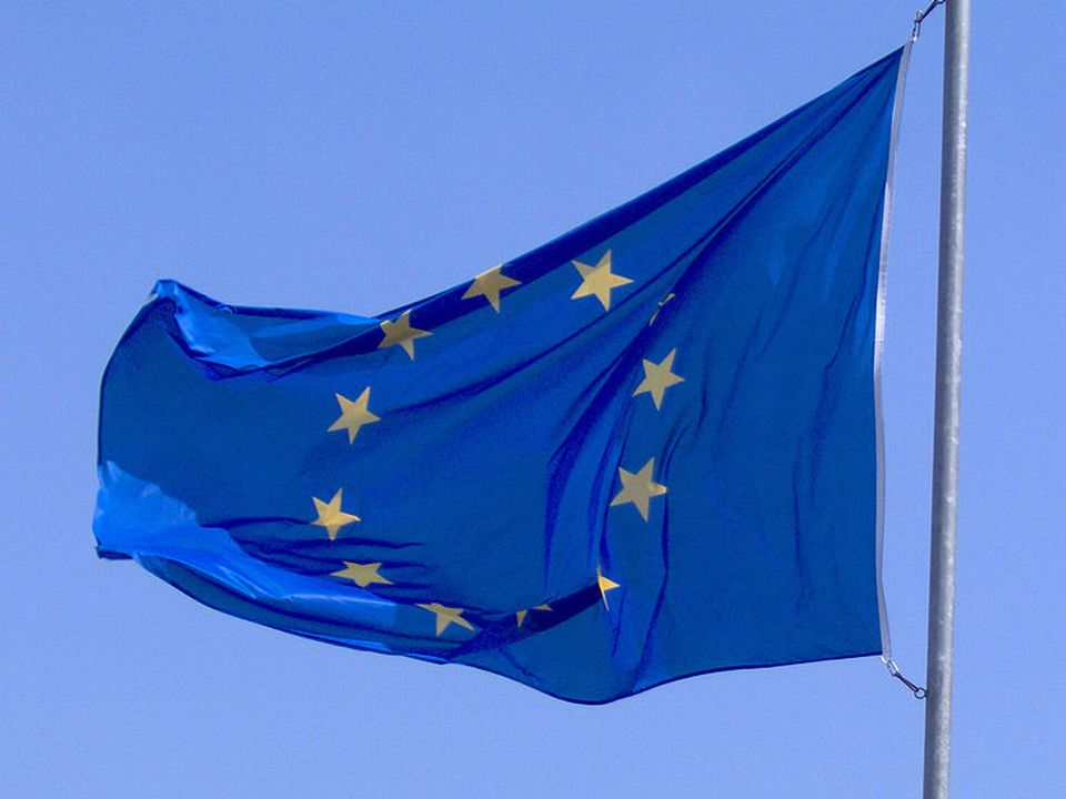 Drapeau UE [Wikimedia Phl59 2005]