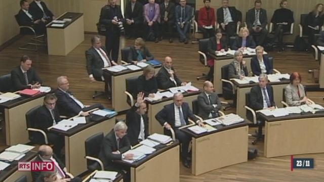 """Le Parlement allemand a refusé l'accord fiscal """"Rubik"""" avec la Suisse"""