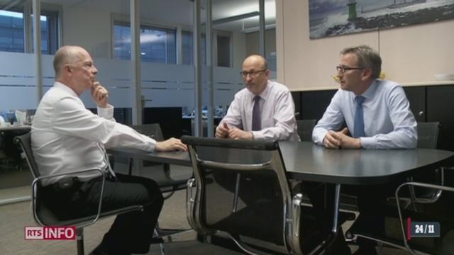 Après le refus allemand sur l'accord Rubik, la place financière suisse se raccroche à une éventuelle médiation