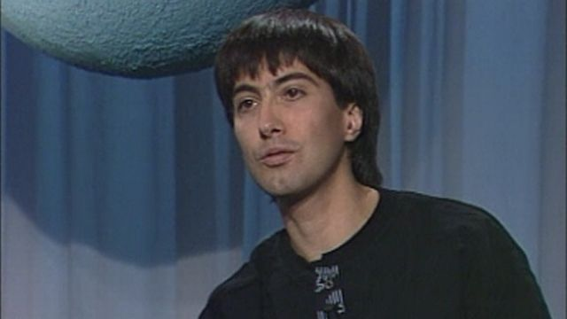 Yves Laplace en 1985. [RTS]