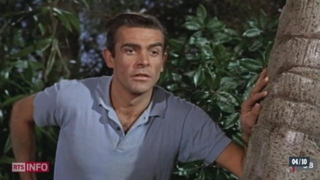 Cinéma: le célèbre espion de sa majesté James Bond célèbre ses 50 ans