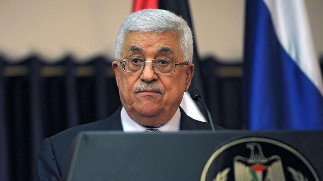 Le 9 janvier 2005, Mahmoud Abbas succède à Yasser Arafat à la présidence de l'Autorité palestinienne. [Ria Novosti  - AFP]