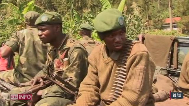 RDC: les rebelles du M23 commencent leur retrait de la ville de Goma