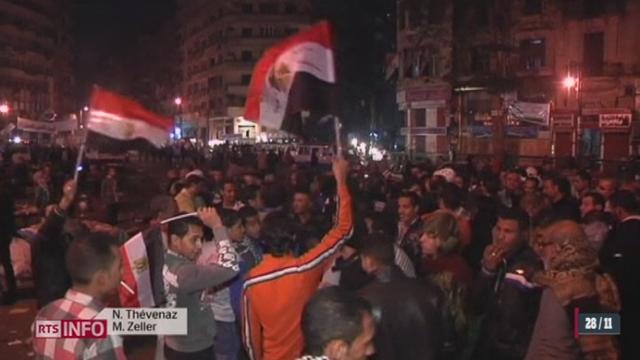 L'Egypte dans les mains de Morsi inquiète les Etats-Unis
