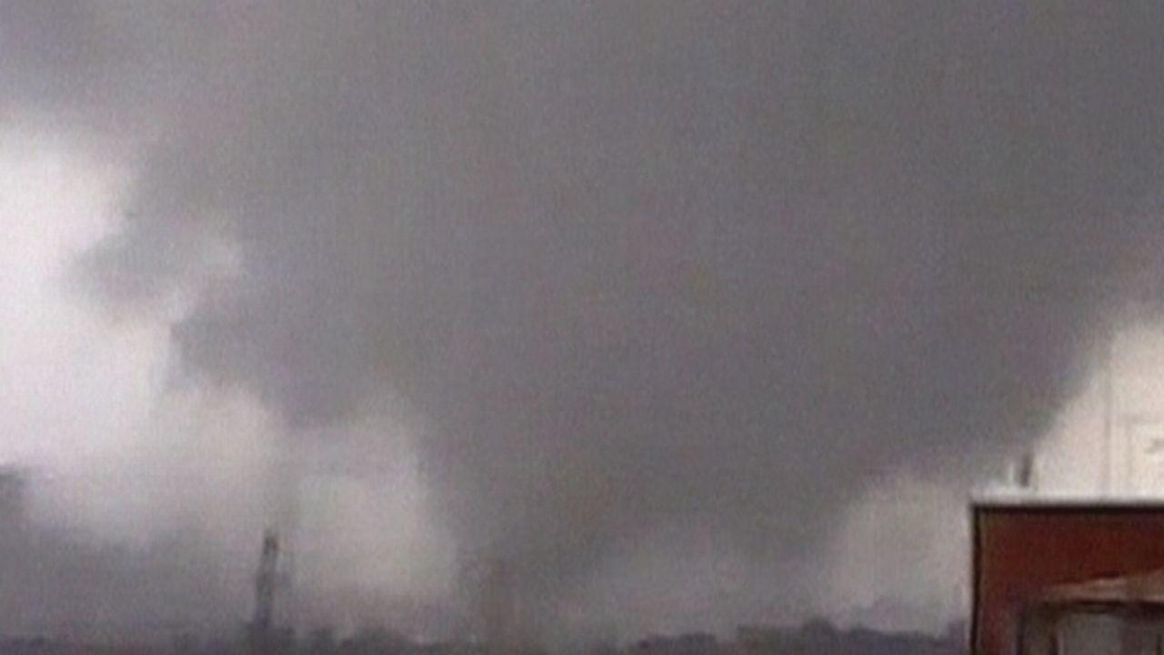 Violente tornade dans le sud de l'Italie