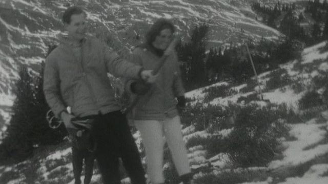 Manque de neige en 1964