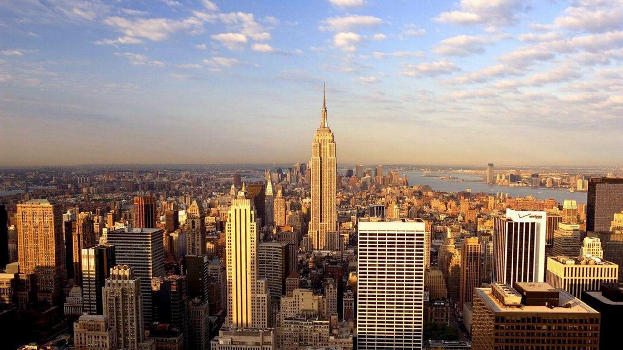 La ville de New York connaît une baisse de la criminalité depuis les années 1990. [Miguel Rajmil - Keystone]