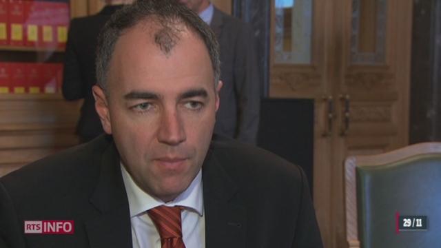 Christophe Darbellay relance le débat sur l'adhésion de la Suisse à l'Espace économique européen (EEE)