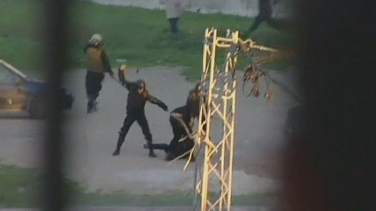 Violentes manifestations en Tunisie