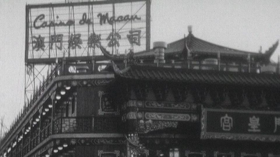 Macao entre Salazar et Mao